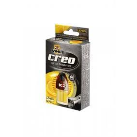 Autoinnenreiniger und Pflegeprodukte K2 V322 für Auto (Sprühdose, Inhalt: 8ml)