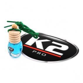 Autoinnenreiniger und Pflegeprodukte K2 V403 für Auto (Flasche, Inhalt: 8ml)