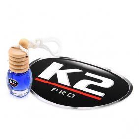 Autoinnenreiniger und Pflegeprodukte K2 V404 für Auto (Flasche, Inhalt: 8ml)