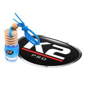 Autoinnenreiniger und Pflegeprodukte K2 V405 für Auto (Flasche, Inhalt: 8ml)