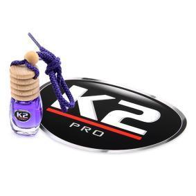 Autoinnenreiniger und Pflegeprodukte K2 V406 für Auto (Flasche, Inhalt: 8ml)