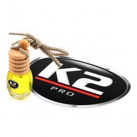 Autoinnenreiniger und Pflegeprodukte K2 V407 für Auto (Flasche, Inhalt: 8ml)