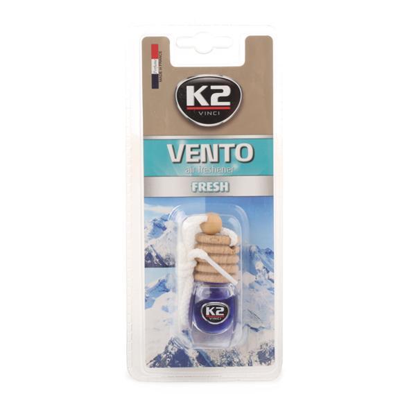 Lufterfrischer K2 V453 Erfahrung