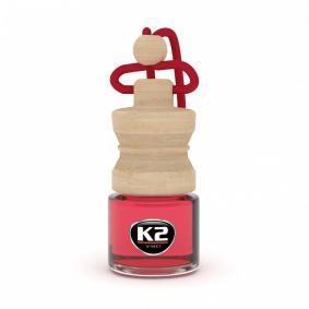 Autoinnenreiniger und Pflegeprodukte K2 V490 für Auto (Flasche, Inhalt: 8ml)