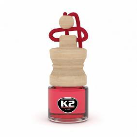 Interior car cleaners & care products K2 V490 for car (Bottle, Contents: 8ml)