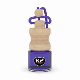 Autoinnenreiniger und Pflegeprodukte K2 V496 für Auto (Flasche, Inhalt: 4ml)