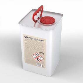 Productos de limpieza del freno y embrague K2 W106 para auto (Capacidad: 5L, Cisterna)