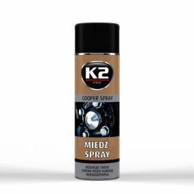 K2 Massa lubrificante de cobre W122