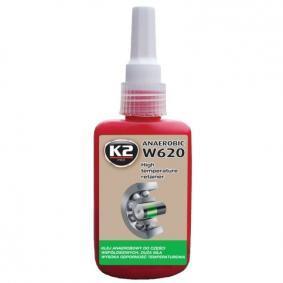 K2 лепило против развиване на болтове W26205