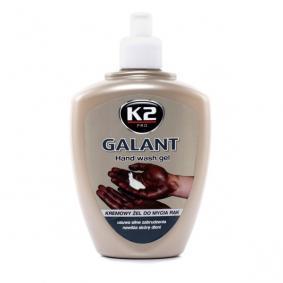 K2 Produto de limpeza das mãos W511