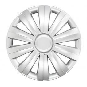 Kryty kol Jednotka množství: Sada, stříbrná A112204114