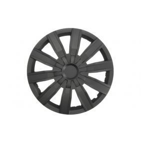 Hjulkapsler Mængdeenhed: sæt, sort A1122044B14
