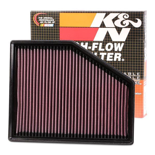 Filter K&N Filters 33-3079 Erfahrung