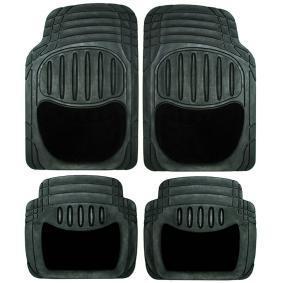 POLGUM  AH414C Fußmattensatz Größe: 71x48.5, Größe: 43.5x48.5