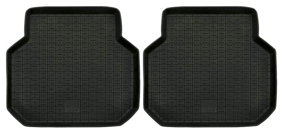 Fußmattensatz POLGUM 220C Bewertung
