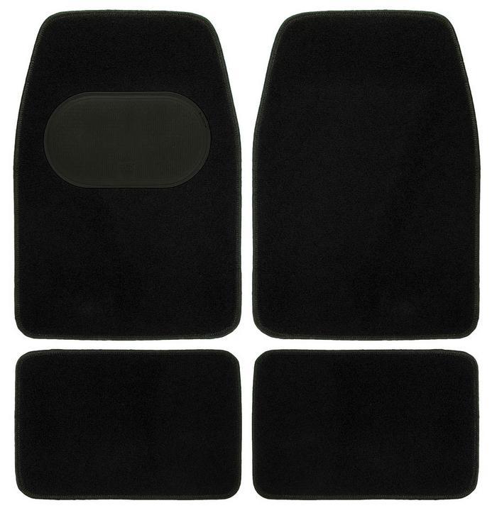 Fußmattensatz  preiswert 9901-4