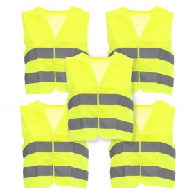 MAMMOOTH High-visibility vest A106 001 SET/5