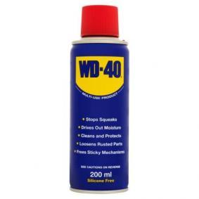 WD-40 Spray de massa lubrificante WD40 200