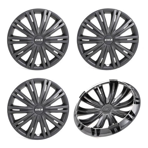 Wheel trims ARGO 13GIGABLACK expert knowledge