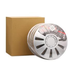 ARGO  13 SILVERSTONE Hjulkapsler Mængdeenhed: sæt, sølv