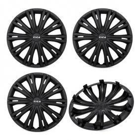 ARGO Wheel covers 14 GIGA BLACK