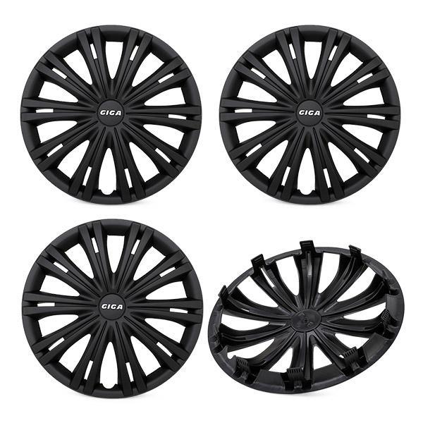 Wheel trims ARGO 14GIGABLACK expert knowledge