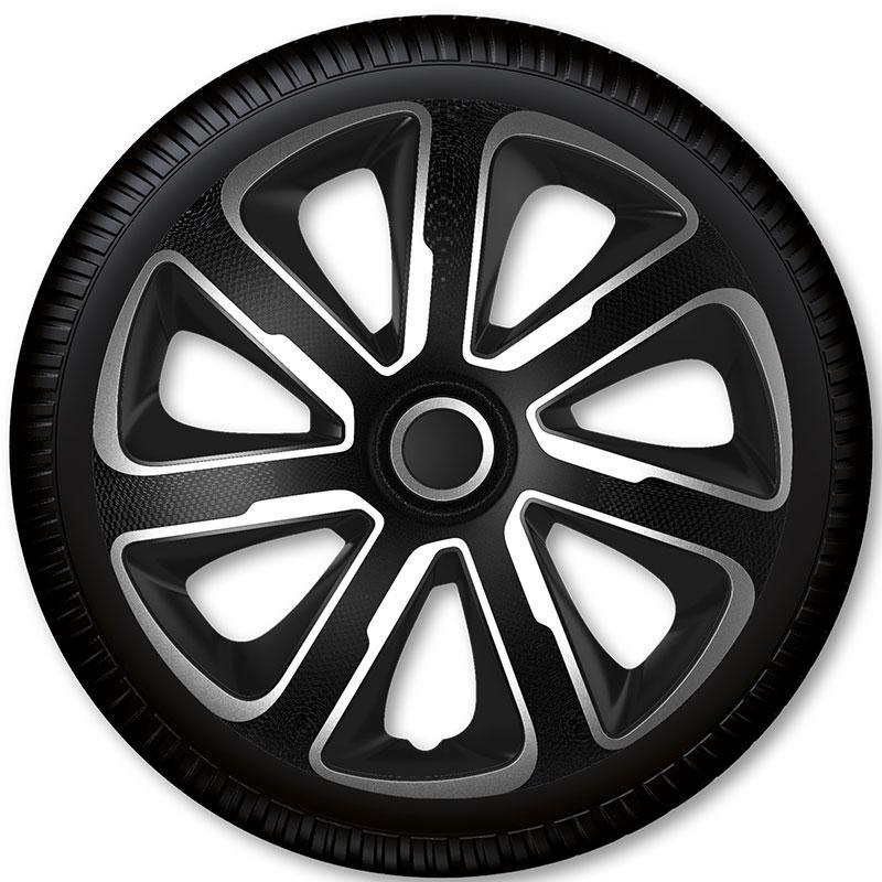 Wheel trims ARGO 14 LIVORNO CARBON S&B rating