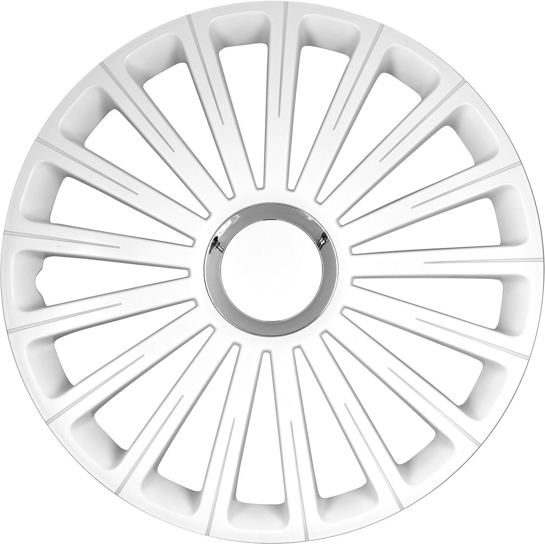 ARGO  14 RADICAL PRO WHITE Hjulkapsler Mængdeenhed: sæt