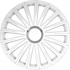 ARGO  14 RADICAL PRO WHITE Καλύμματα τροχών Μονάδα ποσότητας: Σετ, λευκό