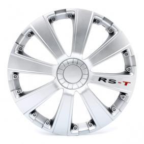 Proteções de roda Unidade de quantidade: Jogo, côr de prata 14RST