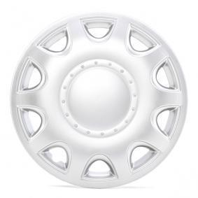 Wheel covers Quantity Unit: Kit, Silver 14STILL