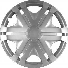 Hjulkapsler Mængdeenhed: sæt, sølv 14VISION