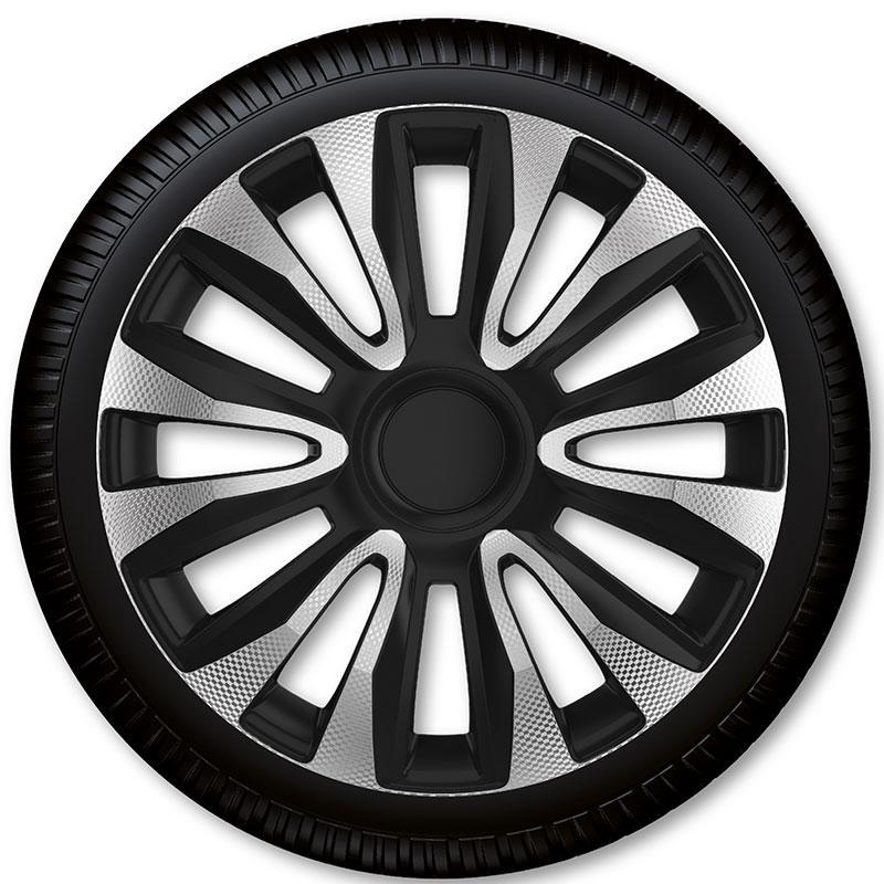 Wheel trims ARGO 15 AVALONE CARBON S&B rating