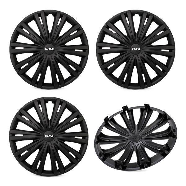 Wheel trims ARGO 15GIGABLACK expert knowledge