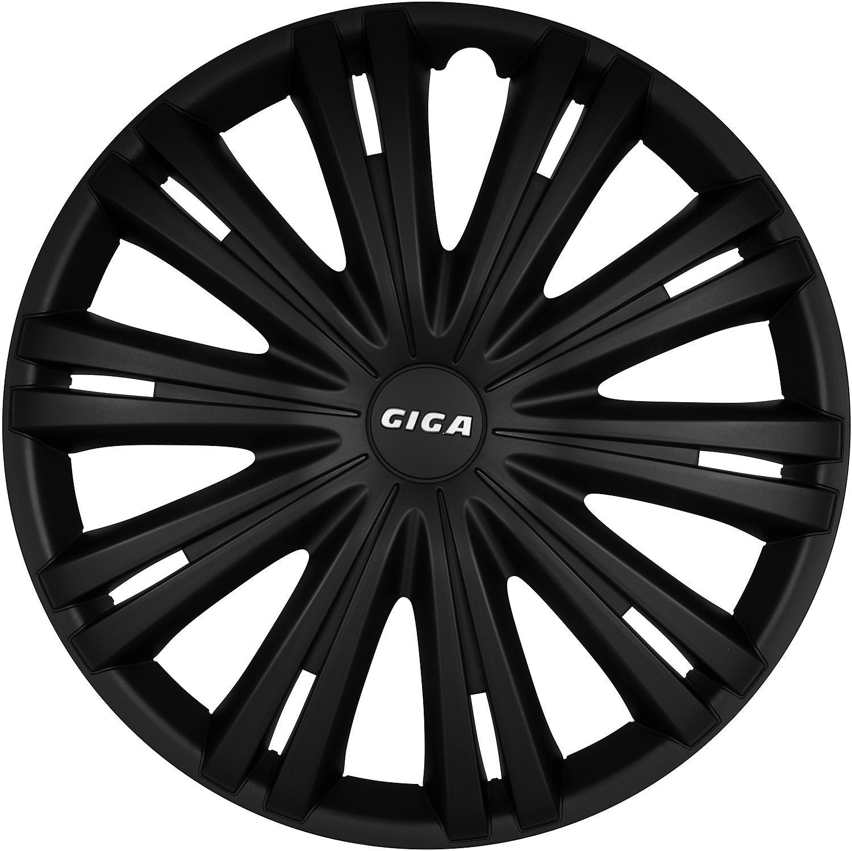 Hjulkapsler ARGO 15 GIGA BLACK 2506450153894