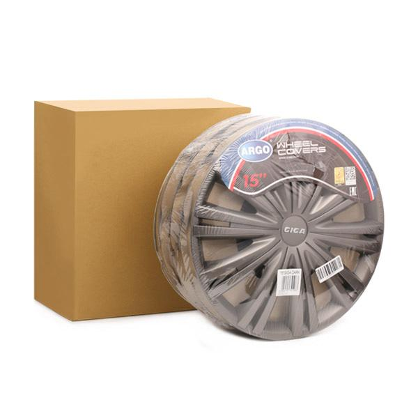 Wheel trims ARGO 15GIGADARK expert knowledge