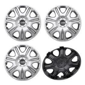 Wheel covers Quantity Unit: Kit, Silver 15OPUS
