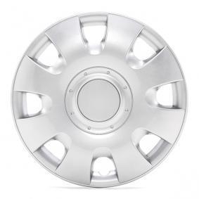 Protecţii jante Unitate de calitate: set, argint 15RADIUS