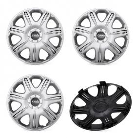 Wheel covers Quantity Unit: Kit, Silver 16OPUS