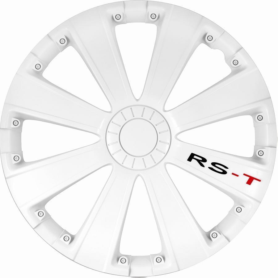 ARGO  16 RST WHITE Hjulkapsler Mængdeenhed: sæt