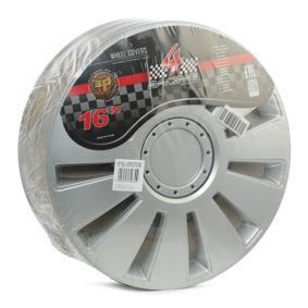 Protecţii jante Unitate de calitate: set, argint 16SILVERSTONE