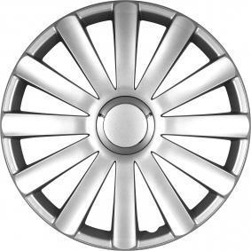 Protecţii jante Unitate de calitate: set, argint 17SPYDERPRO