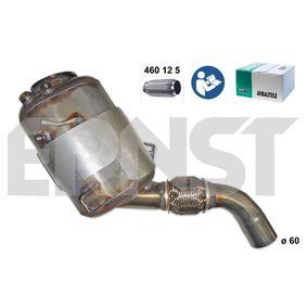 Ruß- / Partikelfilter, Abgasanlage mit OEM-Nummer 18 30 4 717 414