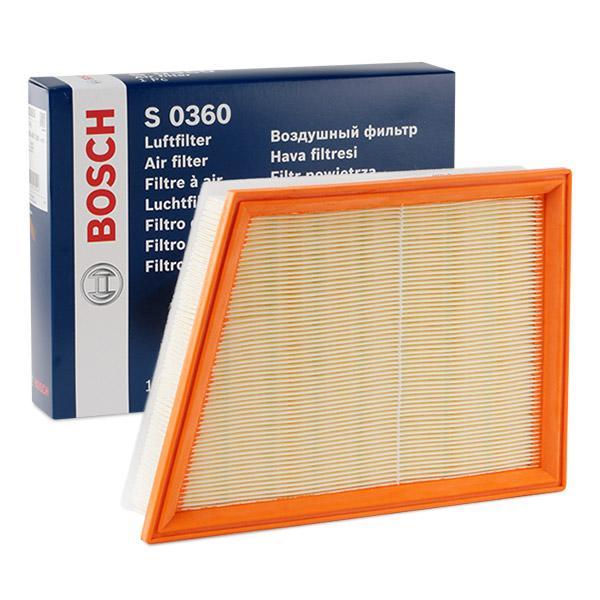 Filter F 026 400 360 BOSCH S0360 in Original Qualität