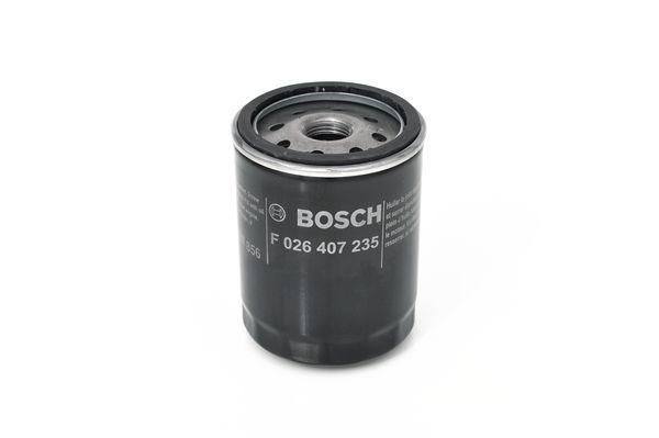 Motorölfilter F 026 407 235 BOSCH P7235 in Original Qualität