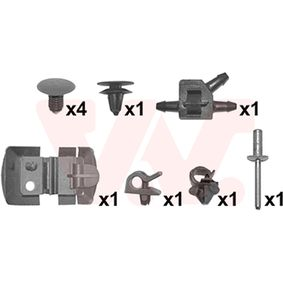 Montagesatz, Motorhaube 4341797 CLIO 2 (BB0/1/2, CB0/1/2) 1.5 dCi Bj 2012