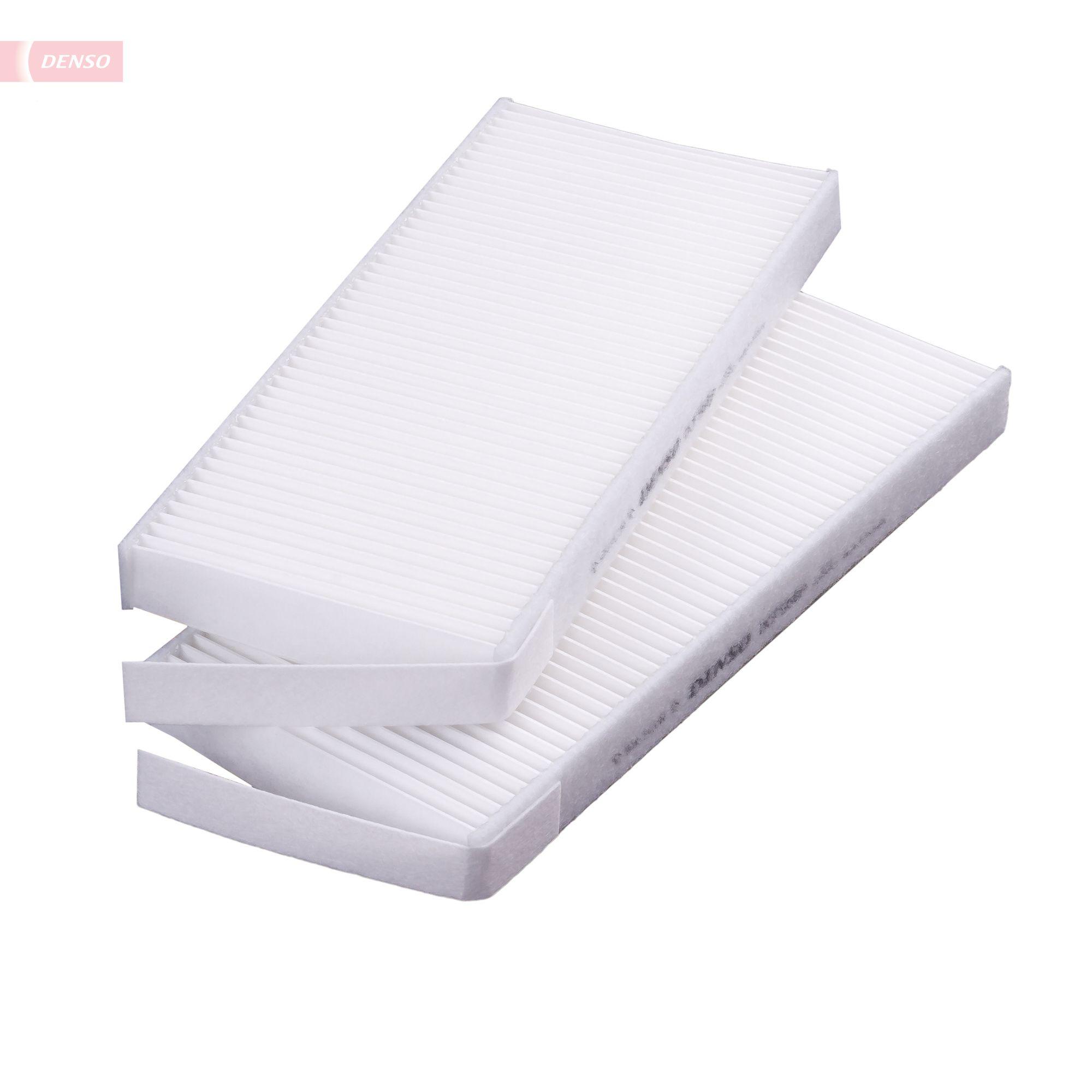 DENSO  DCF568P Filter, Innenraumluft Länge: 240mm, Breite: 108mm, Höhe: 20mm