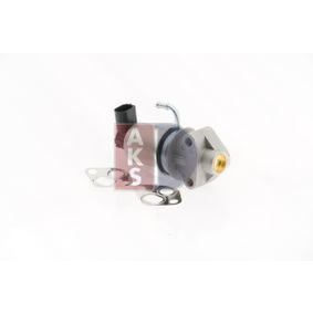 Touran 1T1, 1T2 1.6 AGR Ventil AKS DASIS 045137N (1.6 Benzin 2010 BSF)