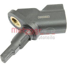 Sensor, Raddrehzahl 0900883 MONDEO 3 Kombi (BWY) 2.0 TDCi Bj 2001