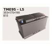 OEM Starterbatterie IPSA 595901085 für IVECO